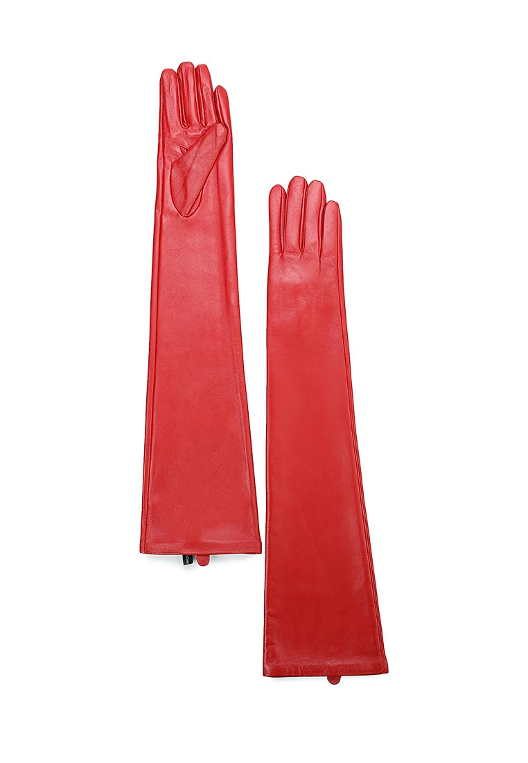 Женские перчатки MAISONQUE 18MGLO01/красный, M