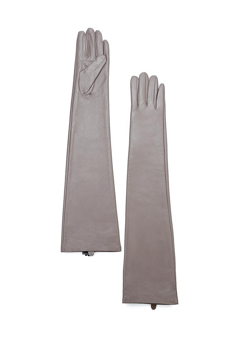 Женские перчатки MAISONQUE 18MGLO01/серый, M