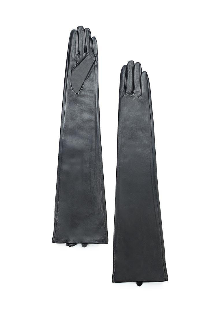 Женские перчатки MAISONQUE 18MGLO01/черный, M