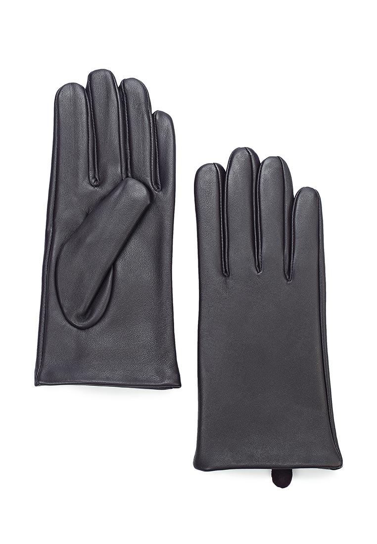 Женские перчатки MAISONQUE 18MGLO02/бордовый, M
