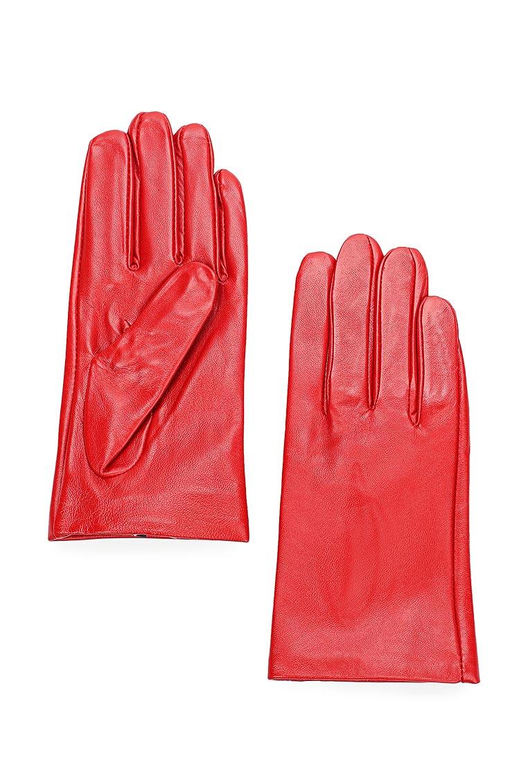 Женские перчатки MAISONQUE 18MGLO02/красный, M