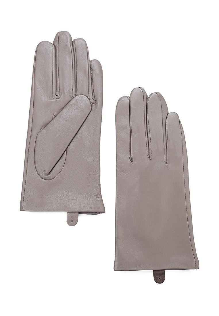 Женские перчатки MAISONQUE 18MGLO02/серый, M
