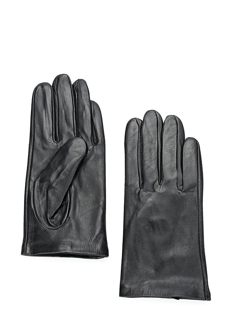 Женские перчатки MAISONQUE 18MGLO02/черный, L