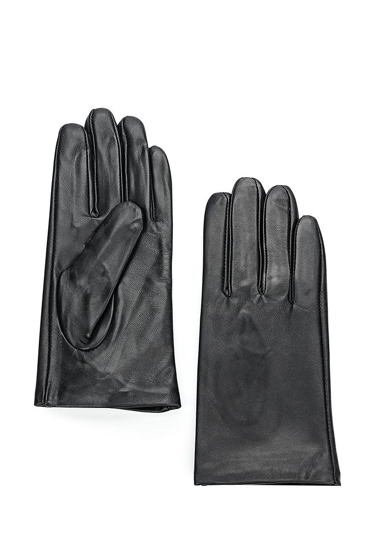 Женские перчатки MAISONQUE 18MGLO02/черный, M