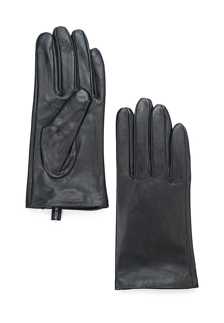 Женские перчатки MAISONQUE 18MGLO02/черный, S