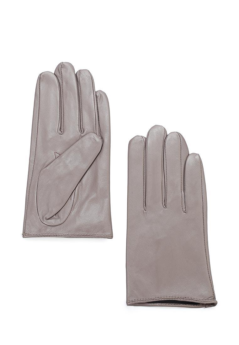 Женские перчатки MAISONQUE 18MGLO03/серый, M