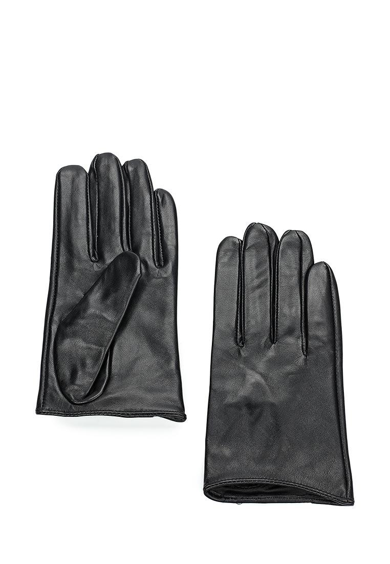 Женские перчатки MAISONQUE 18MGLO03/черный, L