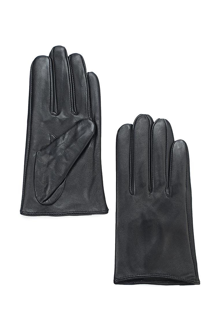 Женские перчатки MAISONQUE 18MGLO03/черный, M