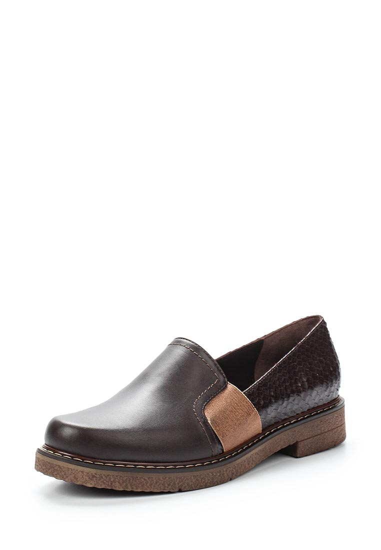 Туфли на плоской подошве Allora A2W18421-36