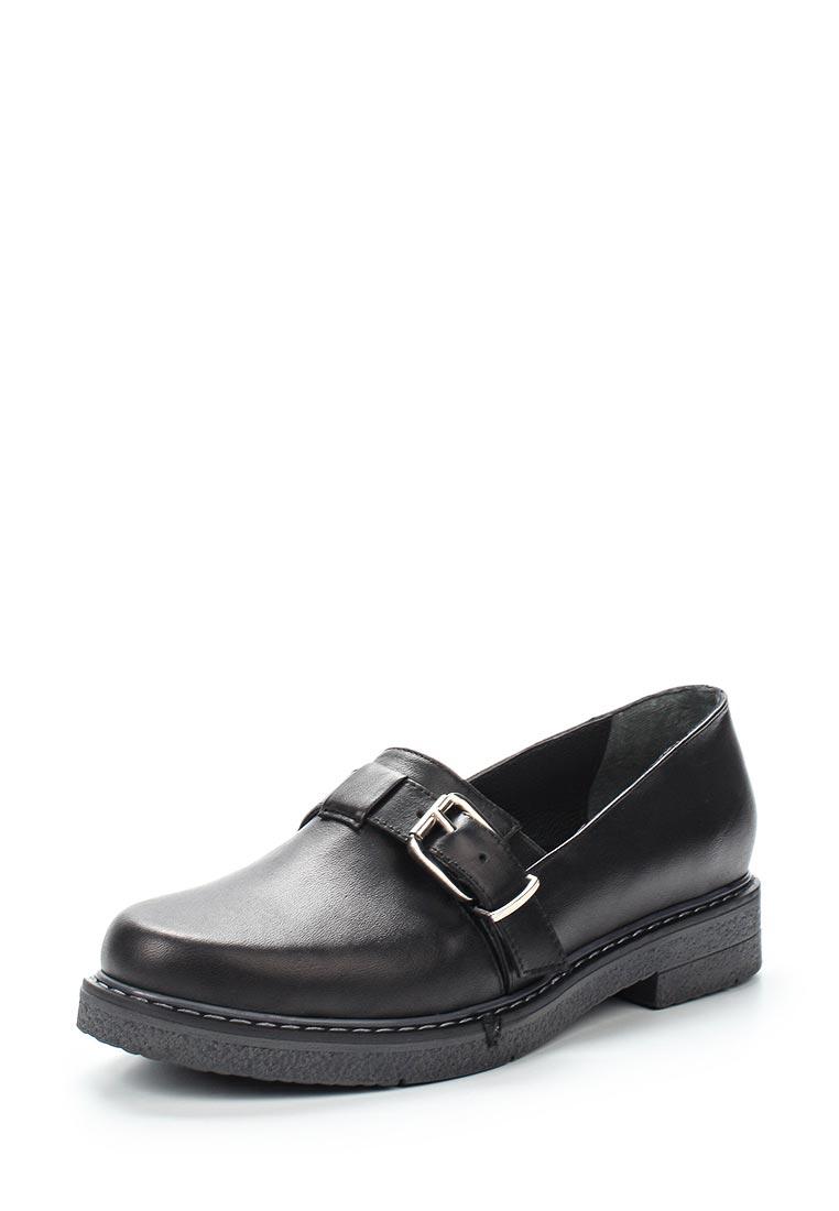 Туфли на плоской подошве Allora A2W18417-36