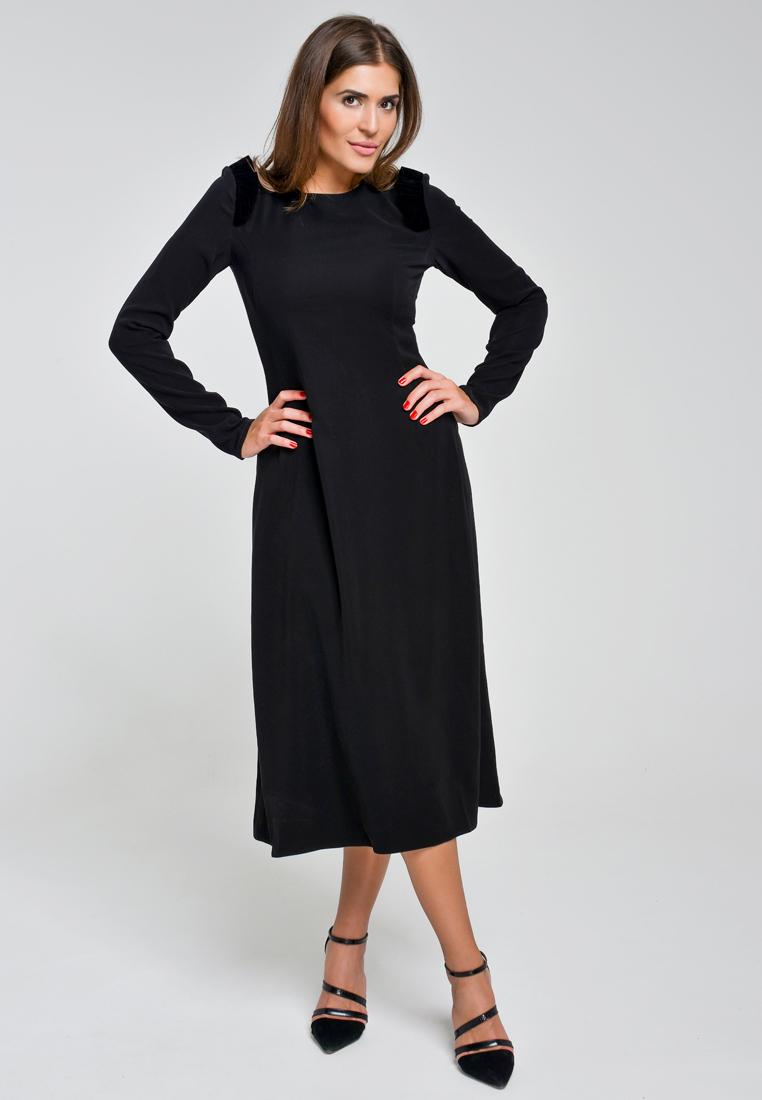 Вечернее / коктейльное платье Elena Andriadi 100916123-M