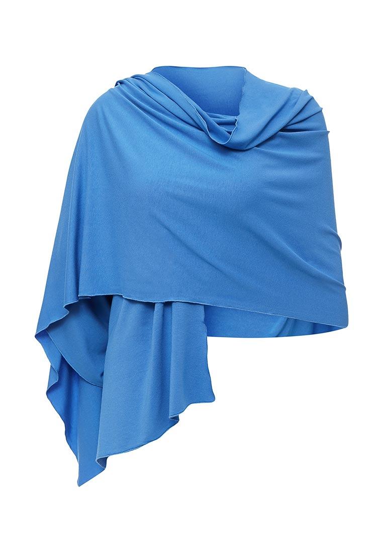 Шарф Olange Assorty ШР-sakura-2(голубая лазурь)