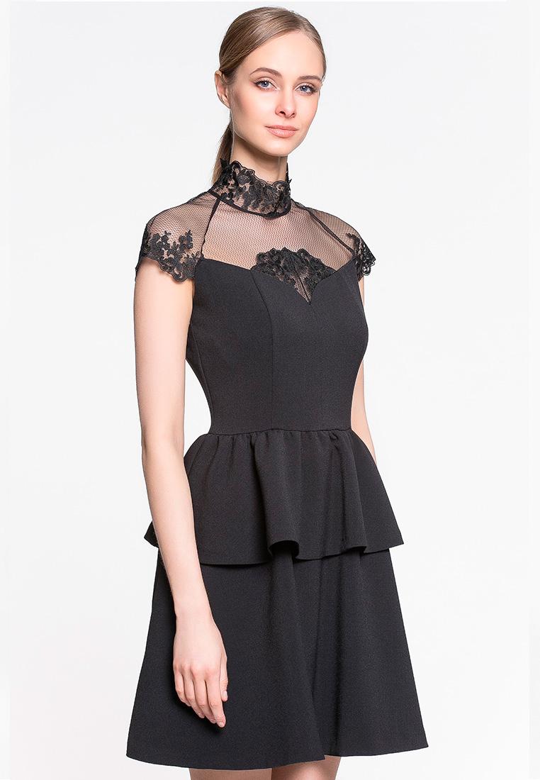 Вечернее / коктейльное платье GENEVIE Платье L 9516 черный  S