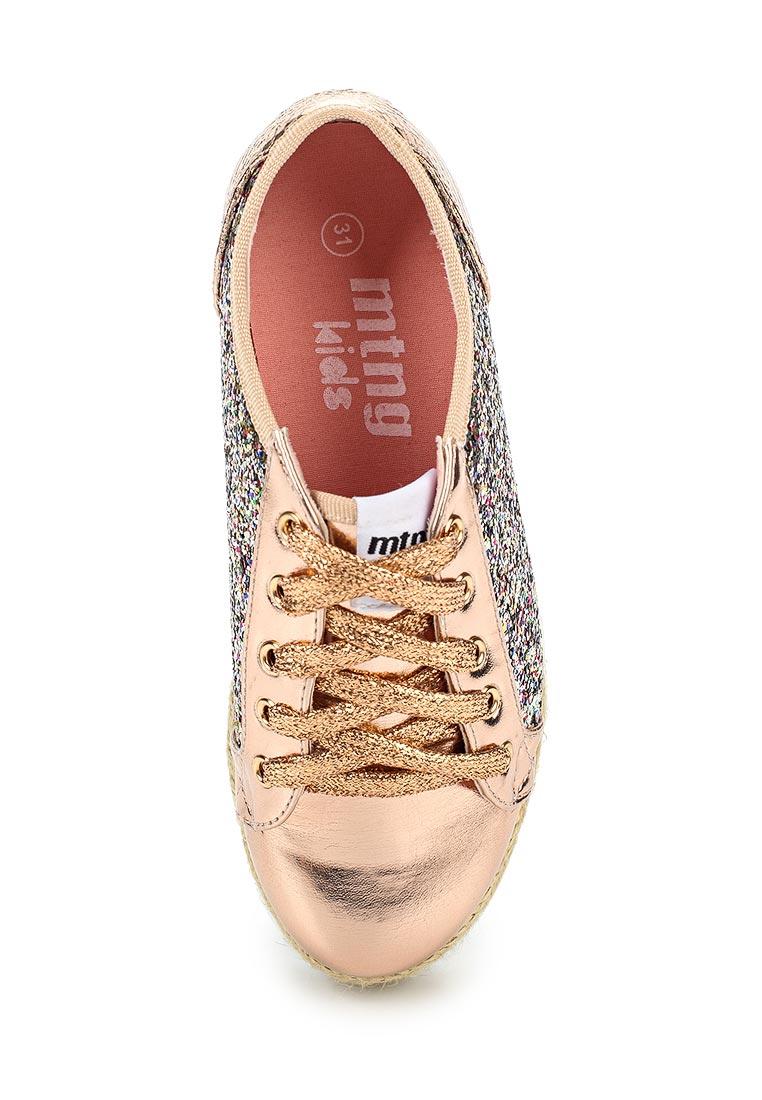 Ботинки для девочек MTNG 47316: изображение 4