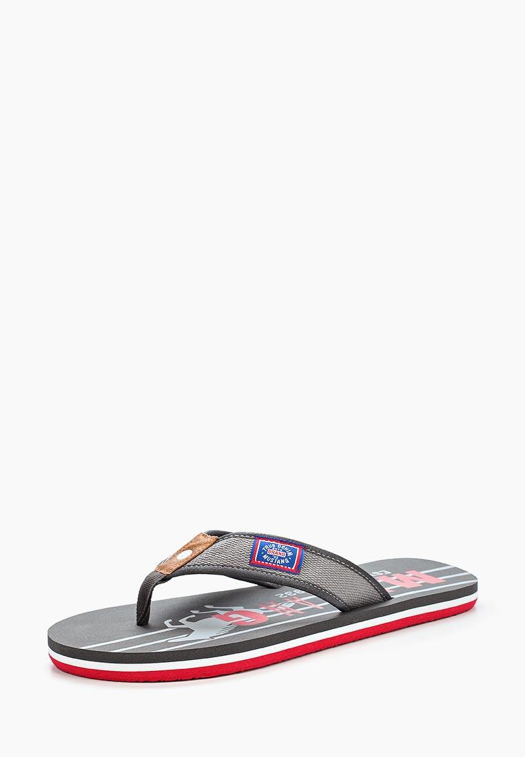 Мужские сандалии Mustang 4113702