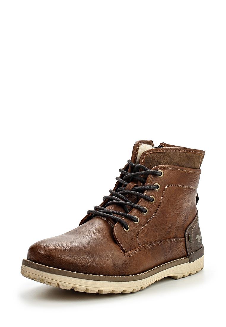 Мужские ботинки Mustang 4092607