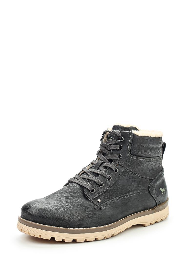 Мужские ботинки Mustang 4092609
