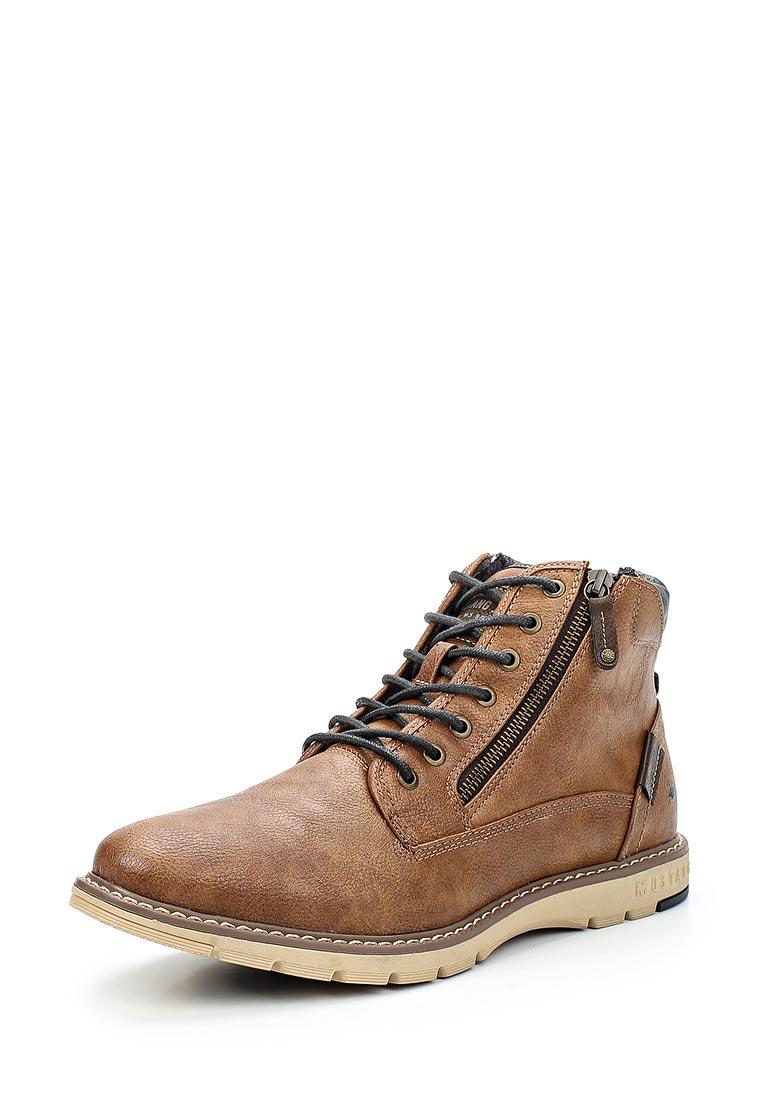 Мужские ботинки Mustang 4105502