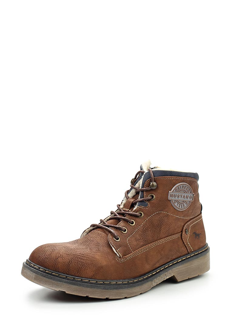 Мужские ботинки Mustang 4109604