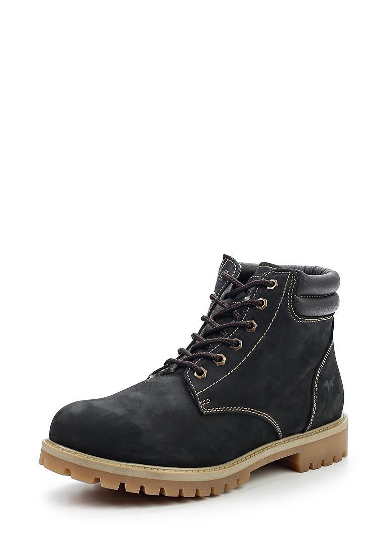 Мужские ботинки Mustang 4875603
