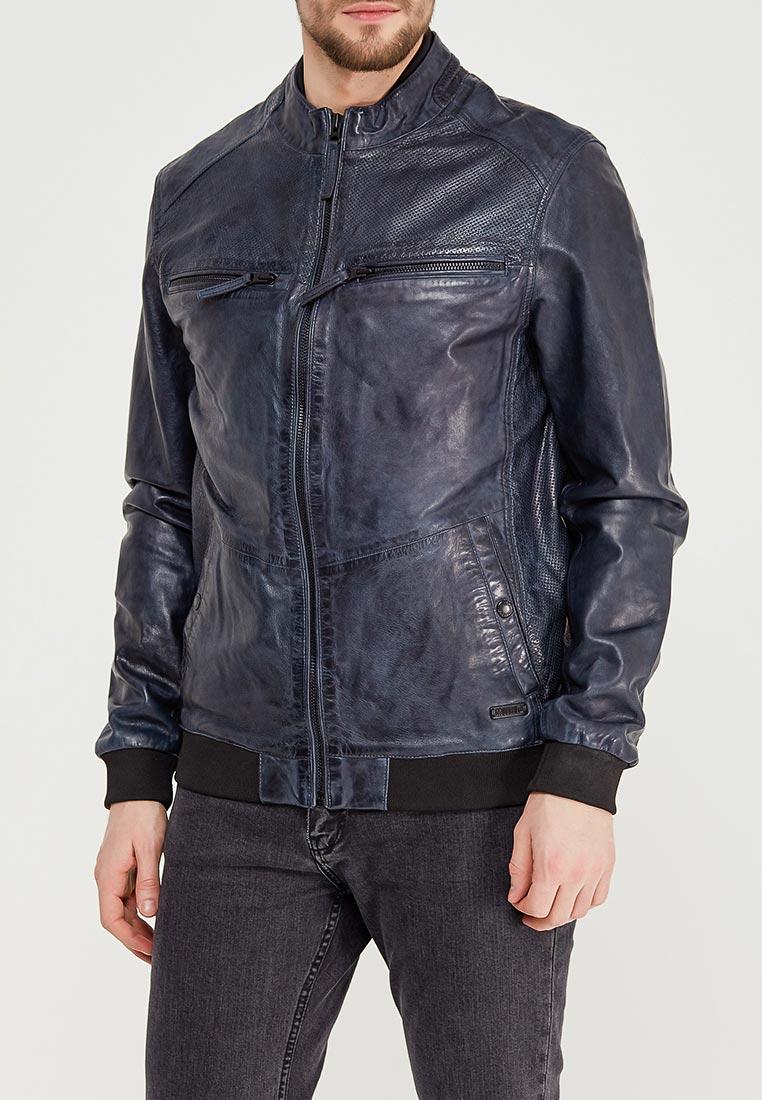 Кожаная куртка Mustang M18-Pinos-6401