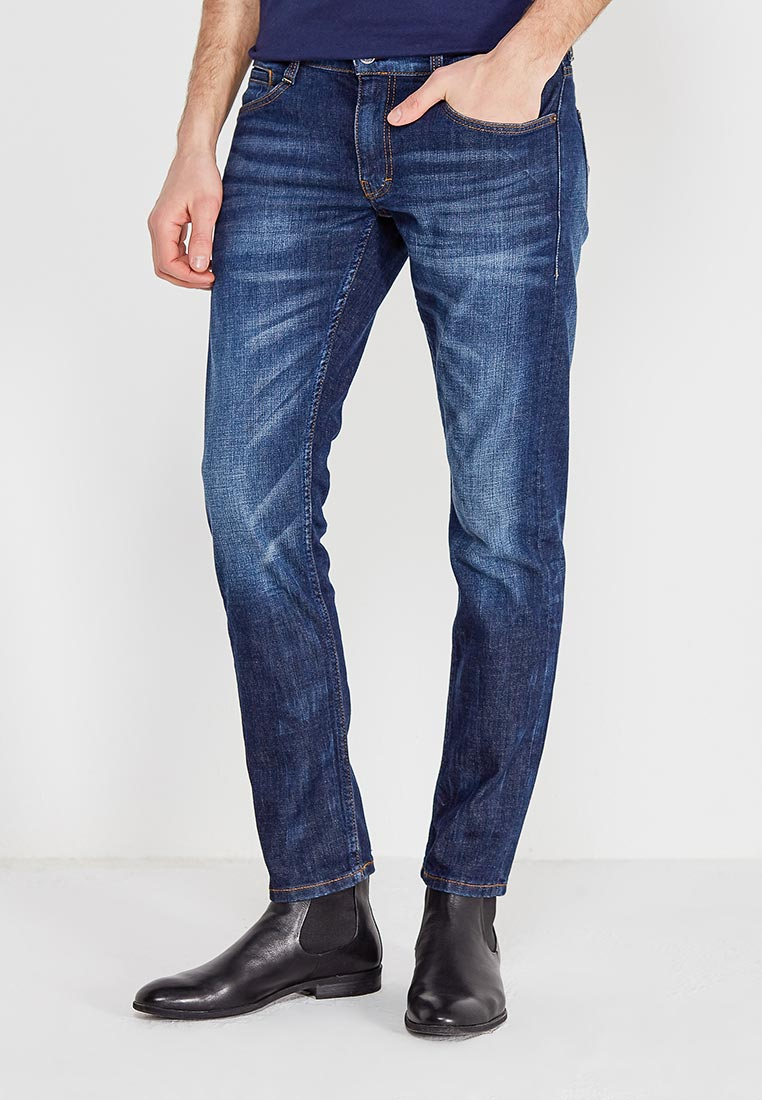 Зауженные джинсы Mustang 1002449-5000-903