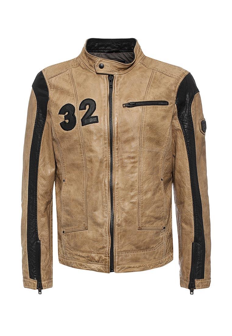 Кожаная куртка Mustang M17-Macho-4548
