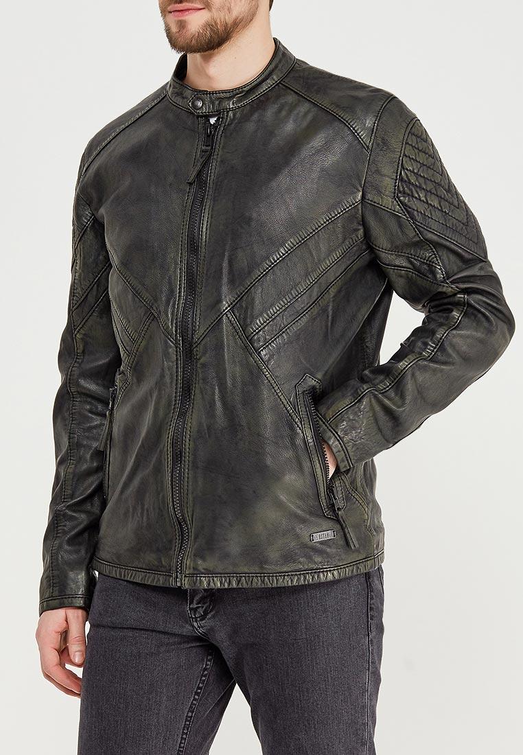 Кожаная куртка Mustang M18-Gonzales-5024