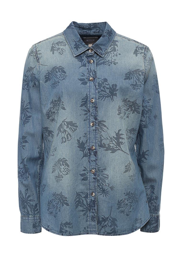 Женские джинсовые рубашки Mustang 4575-5623-534