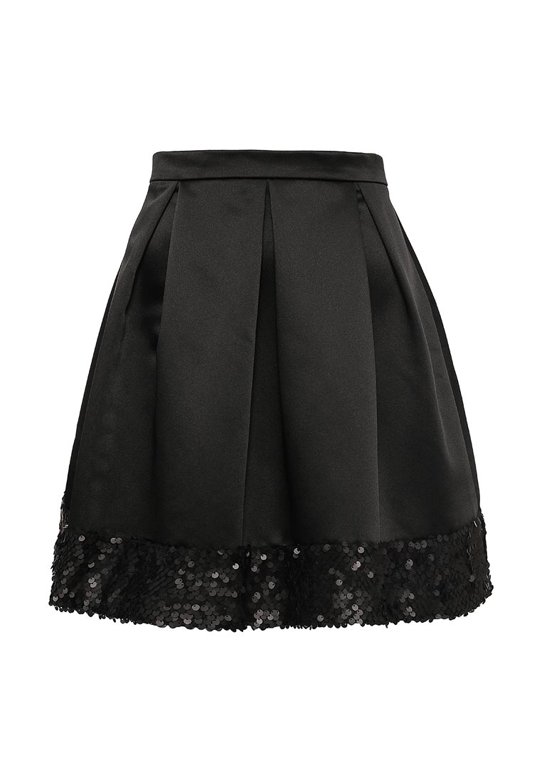 Широкая юбка Naf Naf CHNJ68D