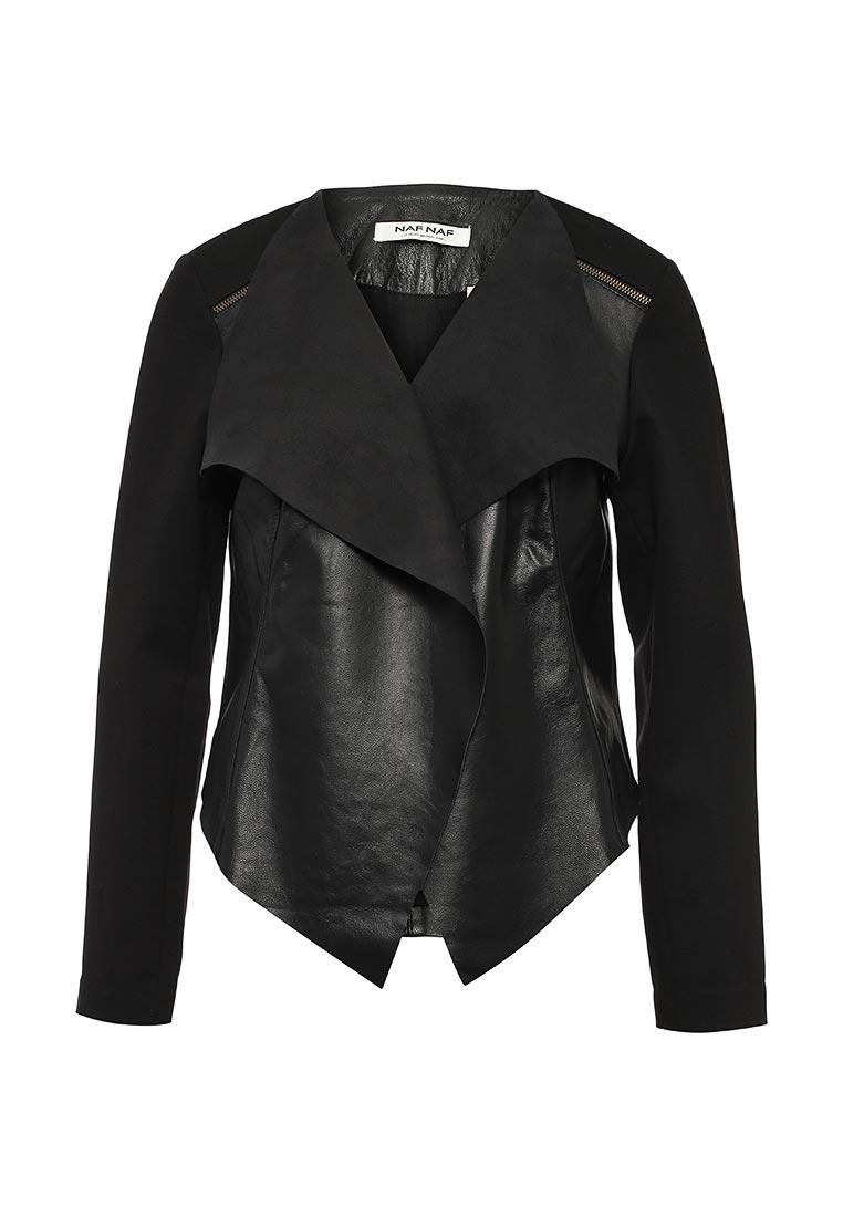 Кожаная куртка Naf Naf CHNL7L