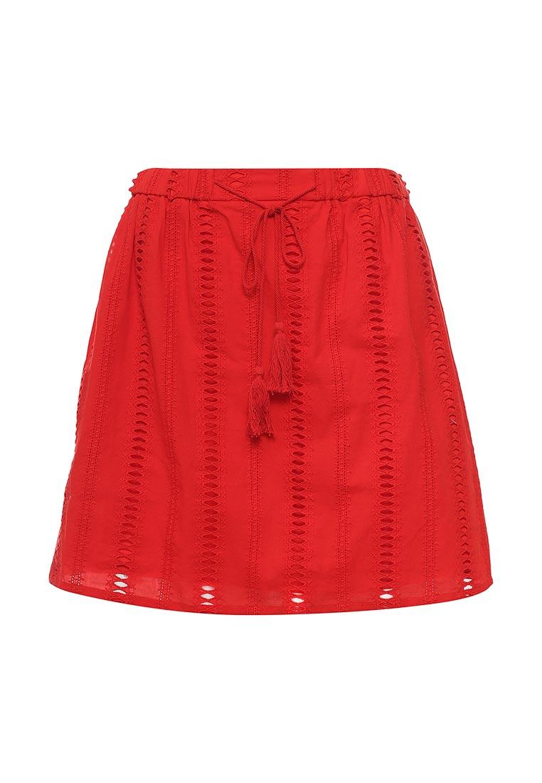 Прямая юбка Naf Naf EENJ22