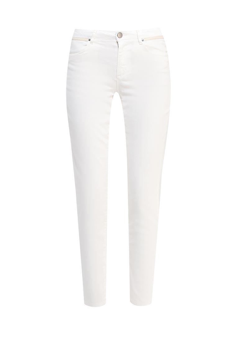 Зауженные джинсы Naf Naf EENP18