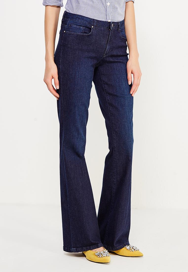 Широкие и расклешенные джинсы Naf Naf GHNP26J
