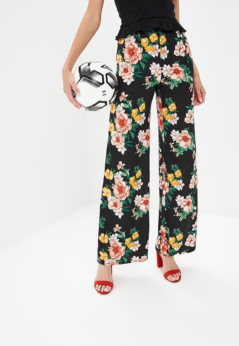 Женские широкие и расклешенные брюки Naanaa RFHB4-1A