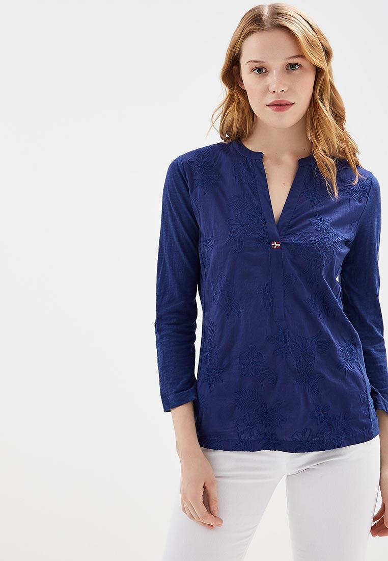 Блуза Napapijri N0YHGRBA3