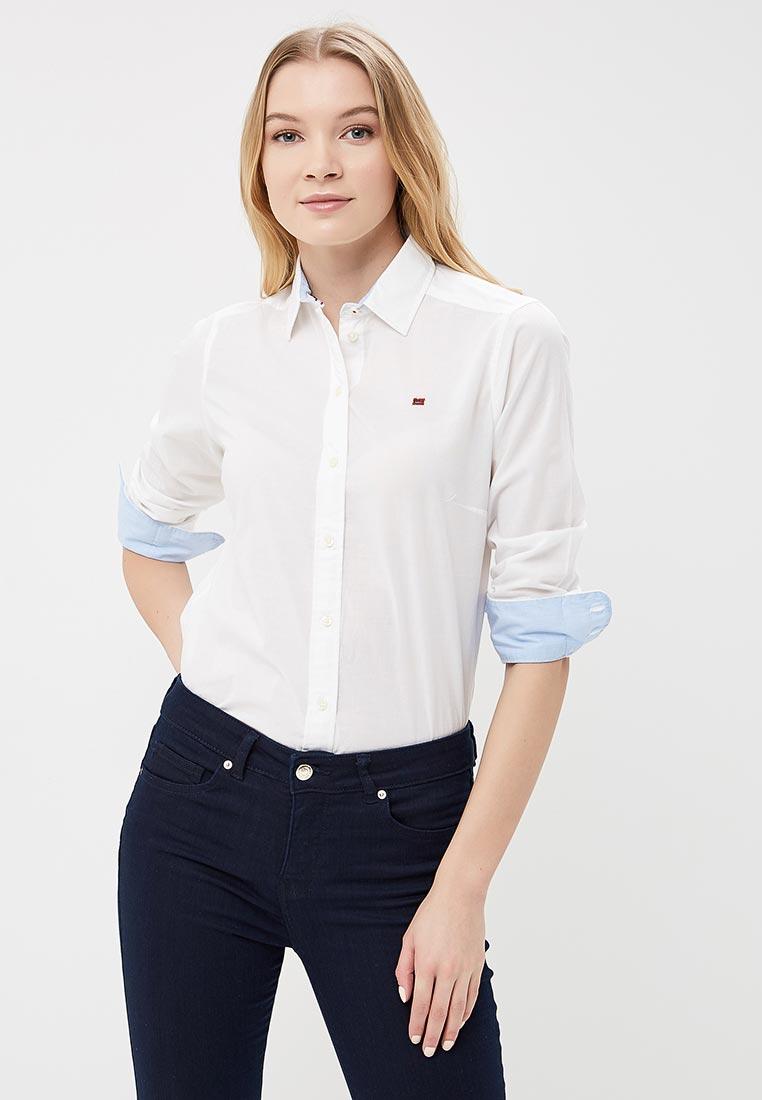 Женские рубашки с длинным рукавом Napapijri N0YHGQ002
