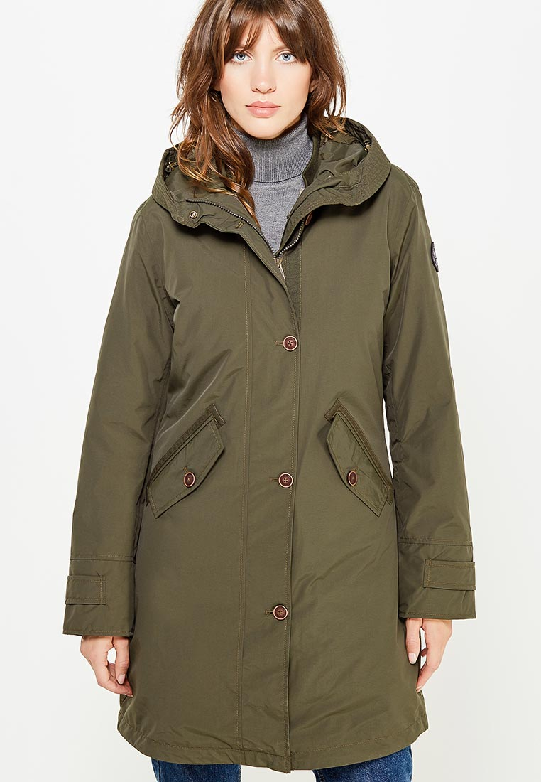 Утепленная куртка Napapijri N0YGMSGC2