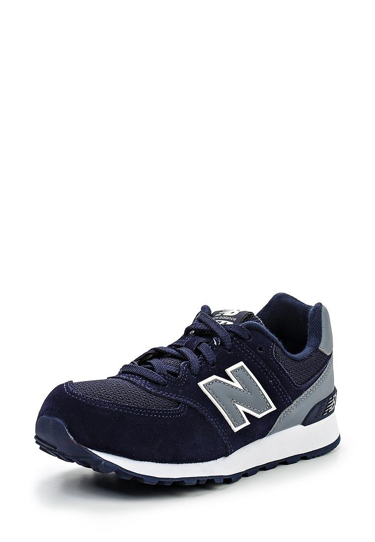 Кроссовки для мальчиков New Balance KL574CWP
