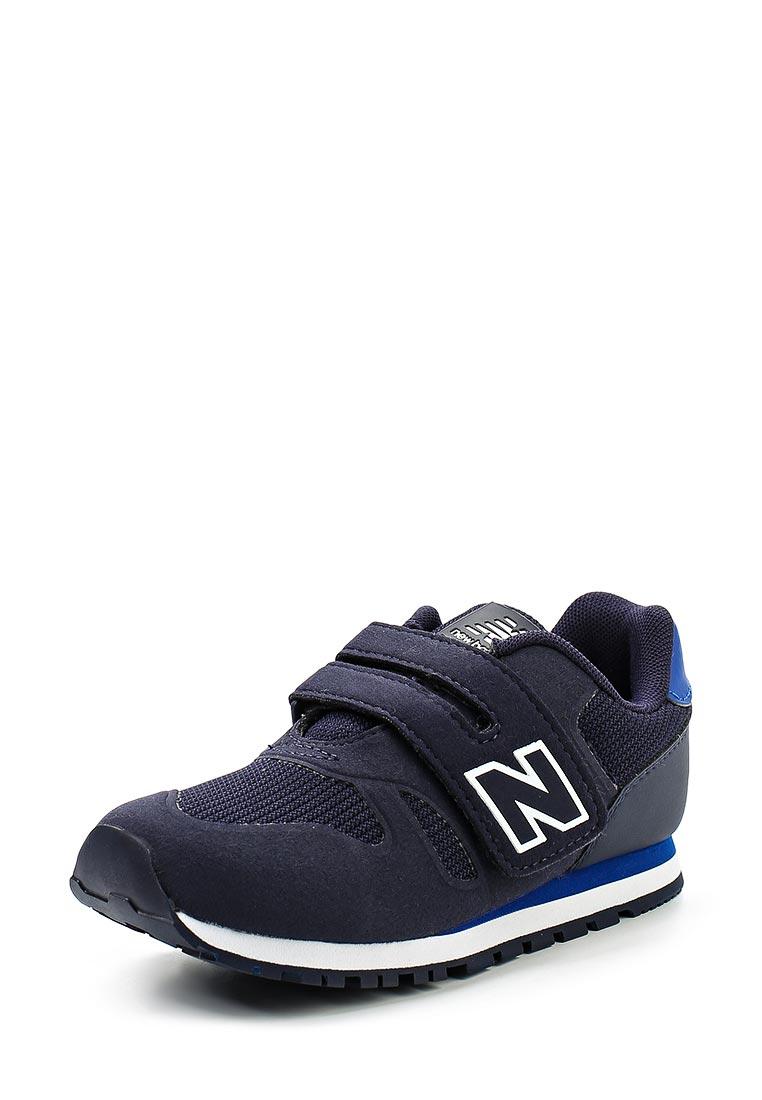 Кроссовки для мальчиков New Balance KA373NAY