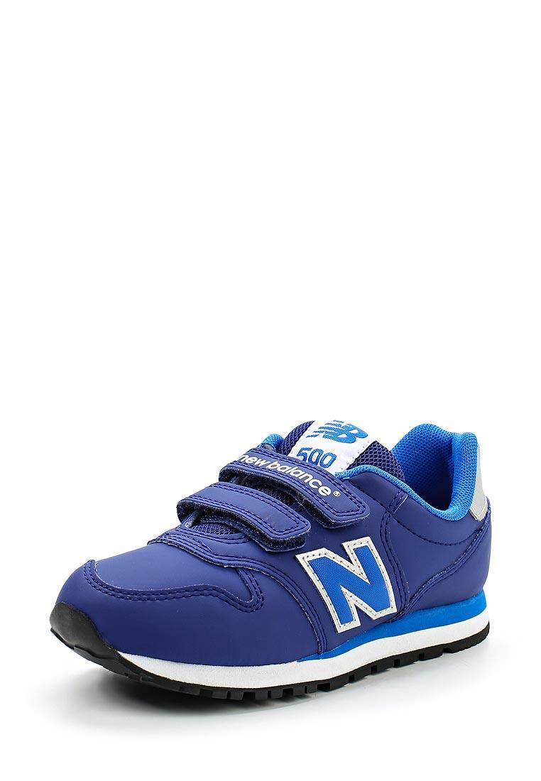 Кроссовки для мальчиков New Balance KV500NLY