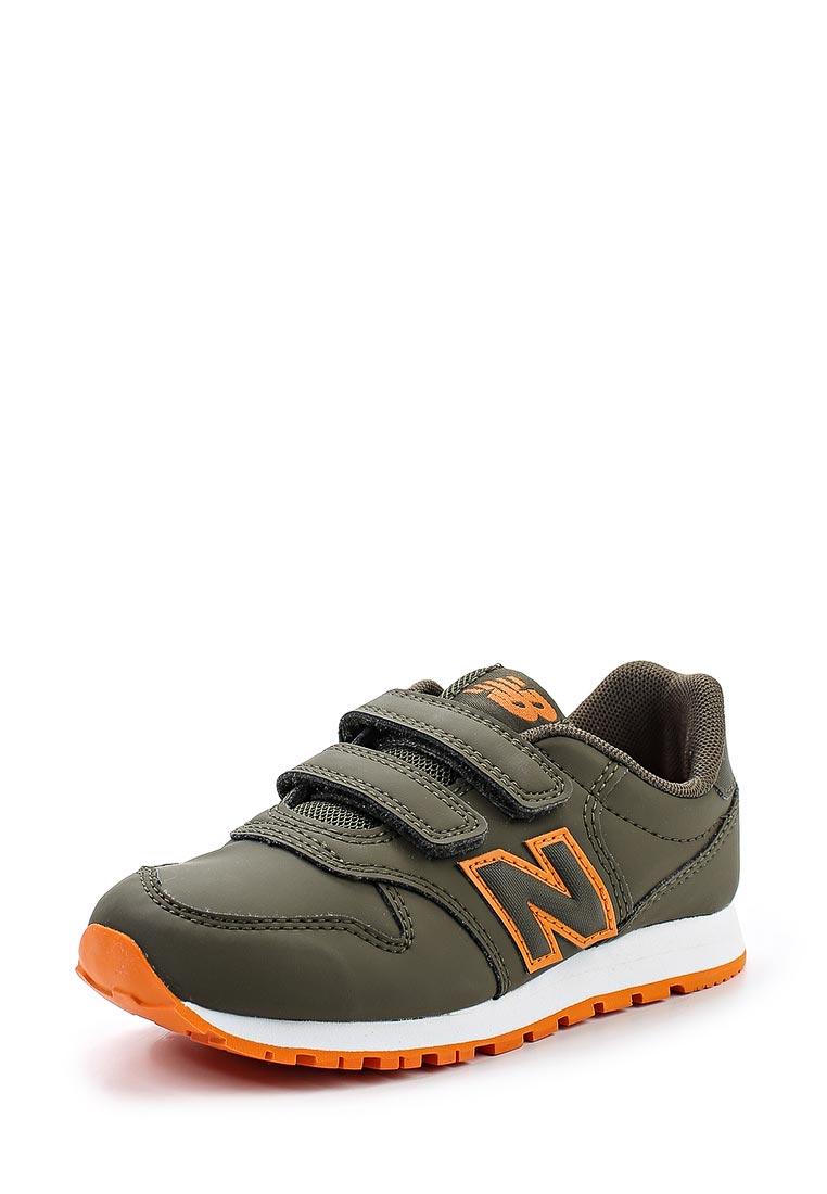 Кроссовки для мальчиков New Balance KV500BNY