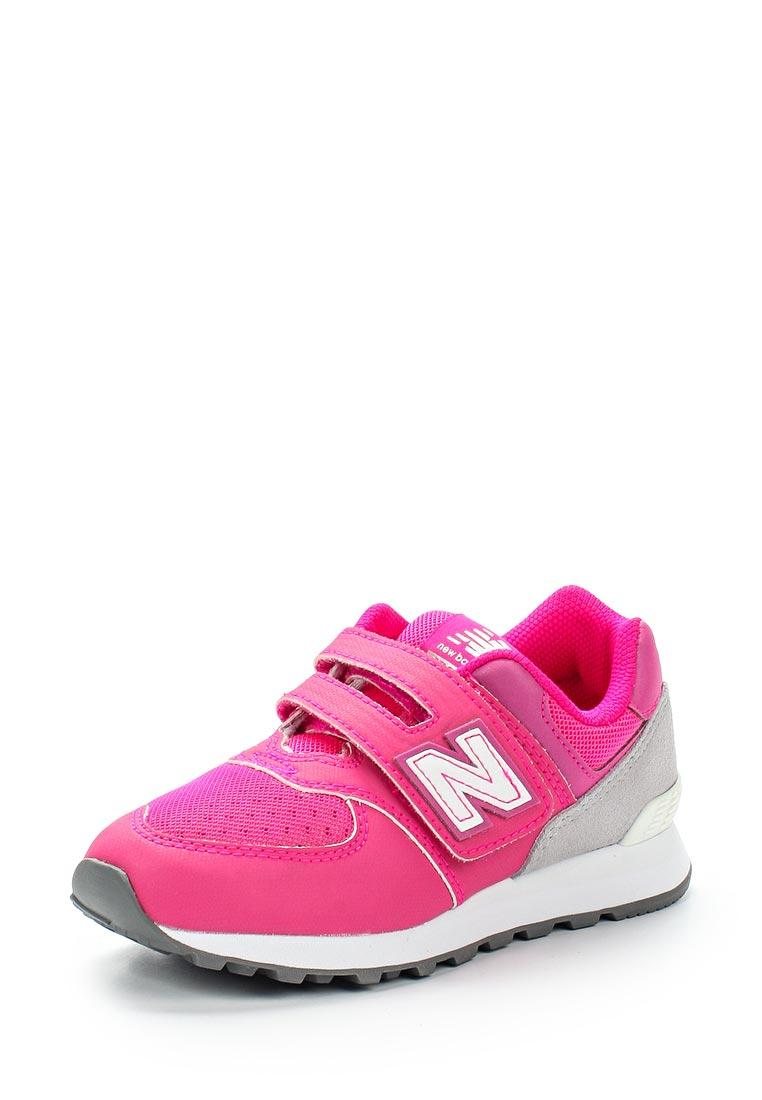 Кроссовки для девочек New Balance (Нью Баланс) YV574D6