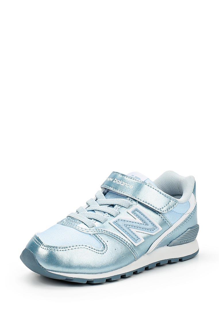 Кроссовки для девочек New Balance (Нью Баланс) KV996SUY