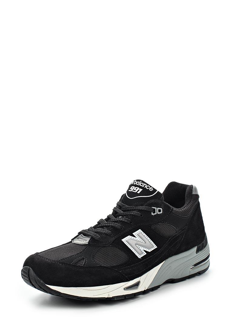 Мужские кроссовки New Balance (Нью Баланс) M991EKS