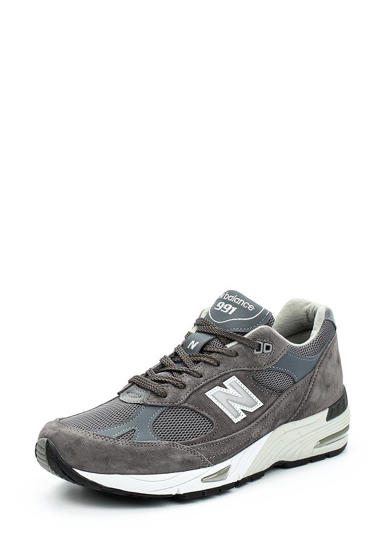 Мужские кроссовки New Balance (Нью Баланс) M991GSU