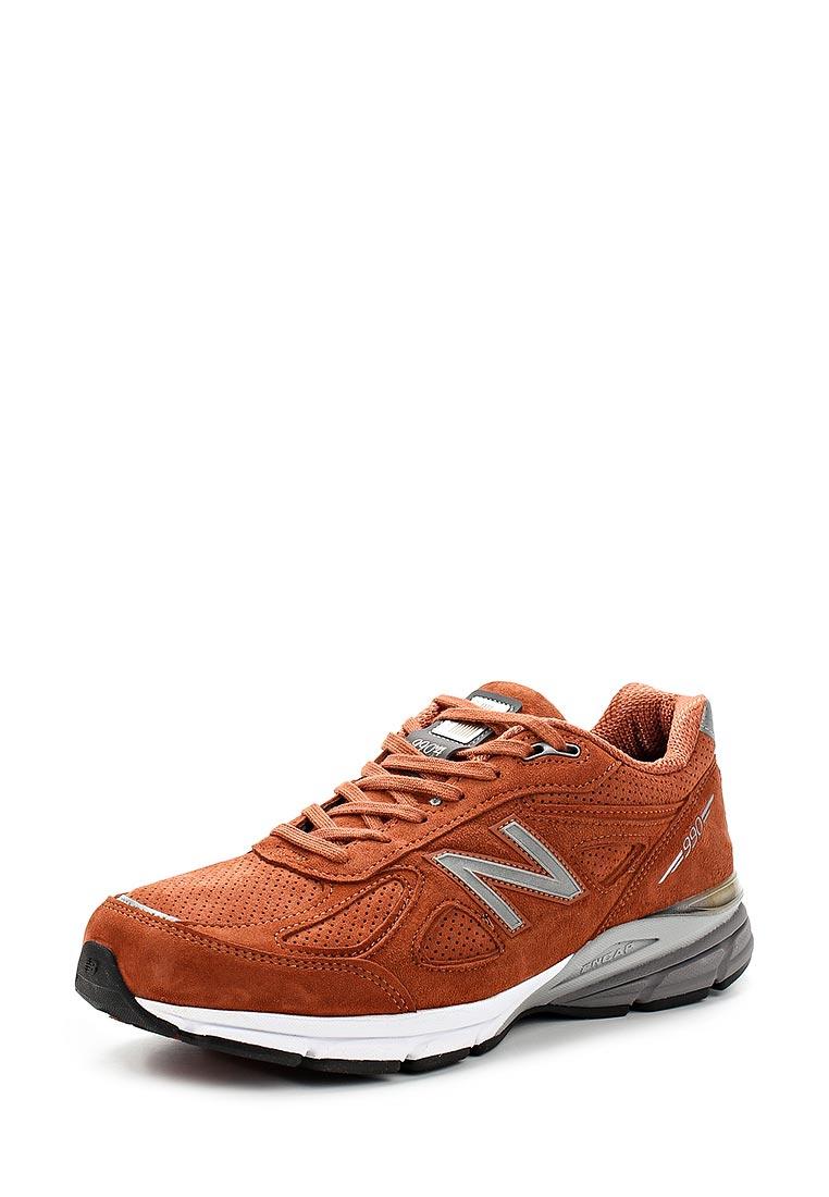 Мужские кроссовки New Balance (Нью Баланс) M990JP4