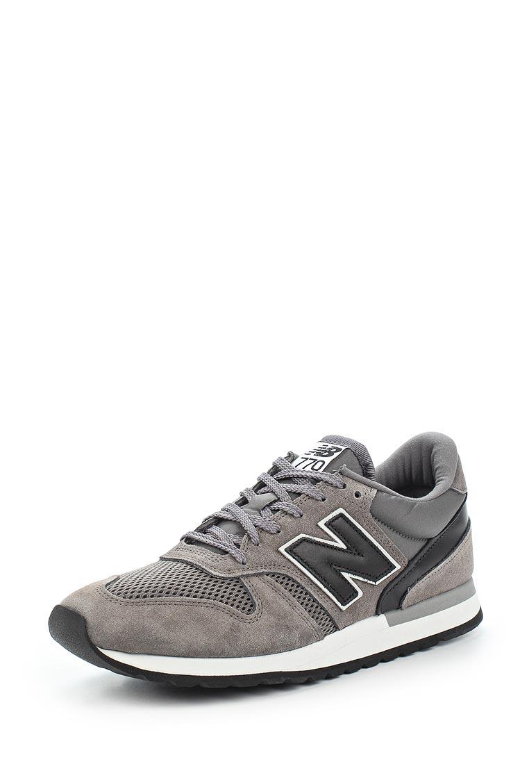 Мужские кроссовки New Balance (Нью Баланс) M770GN