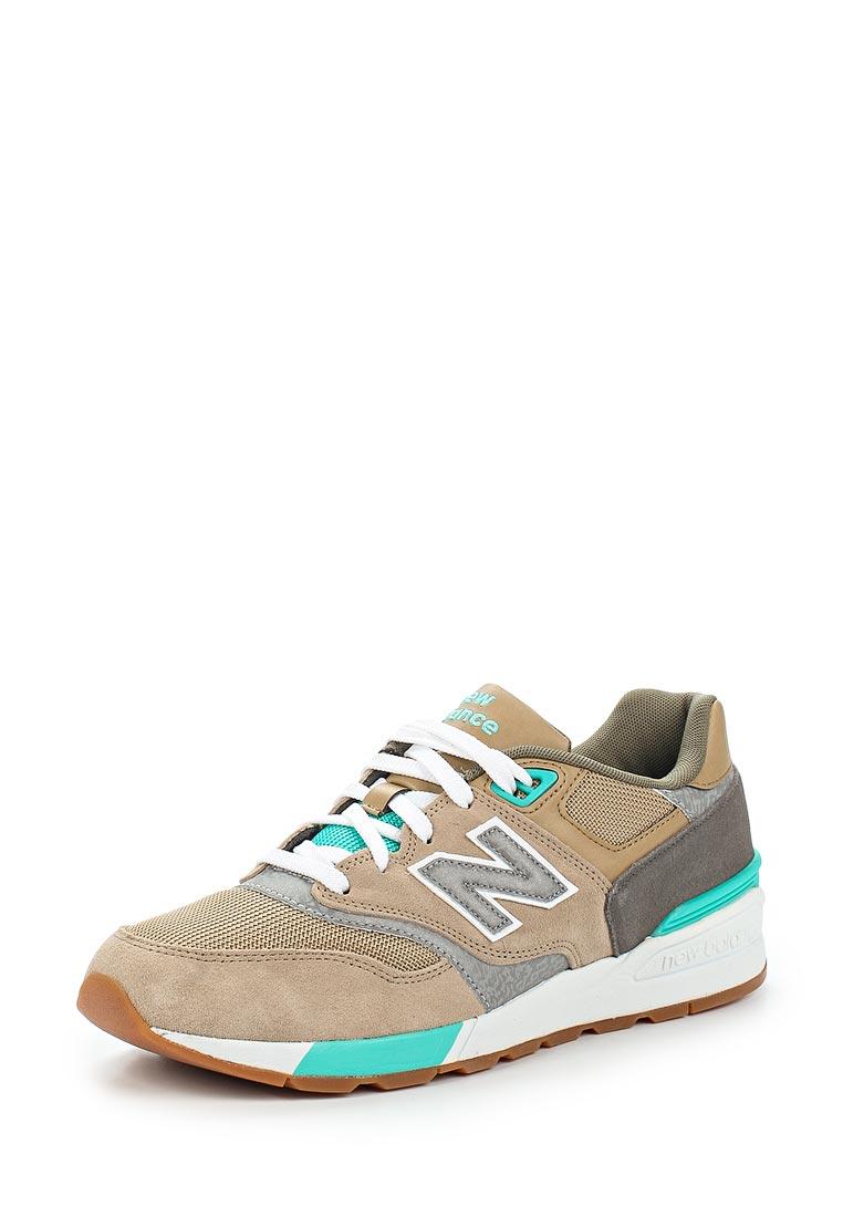 Мужские кроссовки New Balance (Нью Баланс) ML597NOC