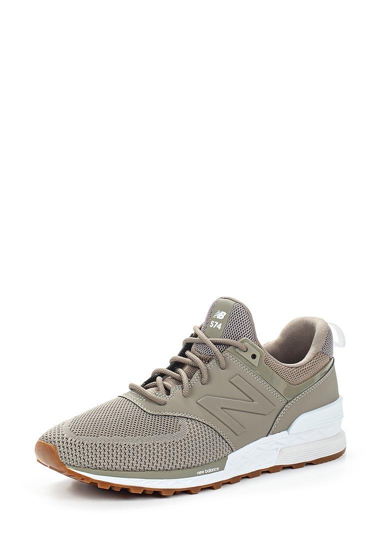 Мужские кроссовки New Balance (Нью Баланс) MS574EMG